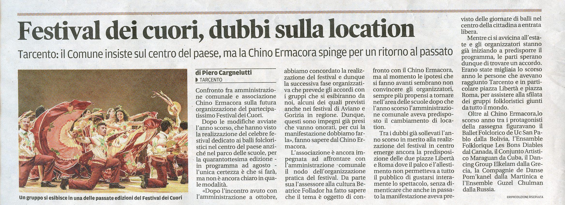 Messaggero Veneto 15.04.2017
